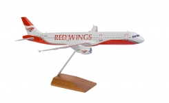 "AIRBUS A321 ""Red Wings"""